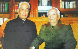 Chân dung Đại tướng Võ Nguyên Giáp qua lời của nguyên TBT Đỗ Mười