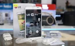 Đập hộp LG G Pro Lite Dual màn hình lớn 2 SIM, 7 triệu đồng