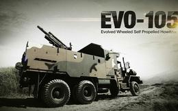 Hàn Quốc phát triển pháo tự hành 105mm có tầm bắn 18km