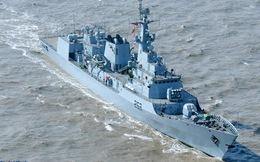 Khinh hạm F-22P công nghệ Trung Quốc thứ 4 gia nhập Hải quân Pakistan