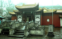 Trung Quốc: Những bí ẩn đằng sau thành phố ma Fengdu