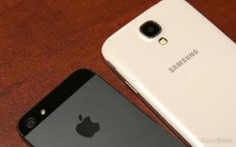 """Galaxy S4 chụp hình """"chất"""" hơn nhiều so với iPhone 5"""