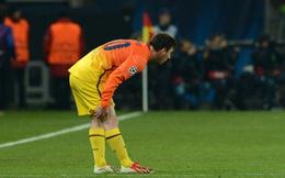 Camp Nou vắng sao, Barca gặp khó