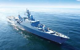 Nga đóng tiếp 2 chiến hạm chống ngầm Gepard 3.9 cho Việt Nam