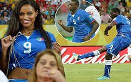 """Tiết lộ bí mật giúp Balotelli """"lên đồng"""" tại Confederations Cup"""