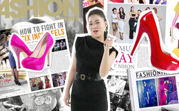 Thu Minh 'trốn' chồng về Việt Nam quay MV