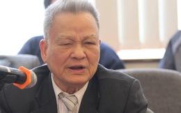 """Nguyên Phó Thủ tướng Trần Phương: """"Tôi nói người ta có nghe đâu"""""""