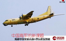 So GX-6 với P-3C: Trung Quốc đang tự hạ thấp mình