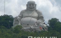 An Giang: Tượng Phật Di Lặc trên núi Cấm đạt kỷ lục Châu Á
