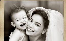 Những em bé hot nhất, nhì showbiz Việt