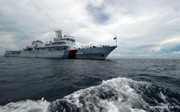 Hình ảnh gây phẫn nộ: Tàu tuần tra Trung Quốc xâm phạm Hoàng Sa