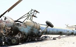Trực thăng quân sự Syria bị Thổ Nhĩ Kỳ bắn hạ