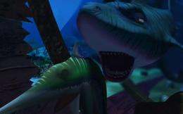 Hoạt hình 3D Việt Nam 'Cua càng đại chiến Cá mập'