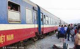 Hà Nội: Tai nạn tàu hỏa, một phụ nữ tử vong