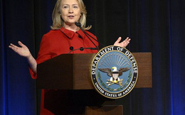 """Bà Hillary Clinton """"đòi"""" 200.000 USD cho một bài diễn thuyết"""