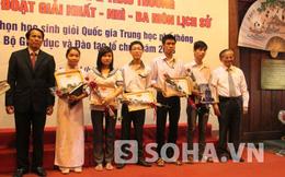 GS Phan Huy Lê: Môn Sử chưa được đặt đúng vị trí