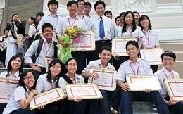 Hà Nội: Học sinh trường dân lập đạt giải học sinh giỏi quốc gia