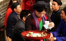 Lờ lệnh cấm, quan họ hội Lim vẫn ngả nón xin tiền