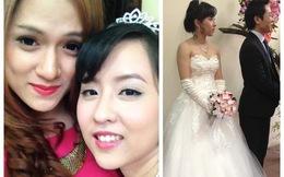Hương Giang Idol chúc phúc chị gái dập tan tin đồn đám cưới