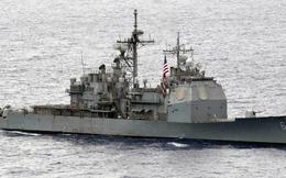 Biển Đông: Vì sao tàu TQ táo tợn chặn đầu tuần dương hạm Mỹ?