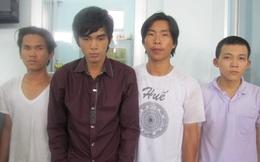 Truy tố băng cướp xe SH chặt tay rúng động Sài Gòn