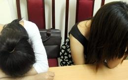 Bắt 3 nữ sinh viên bán dâm ở Quảng Bình