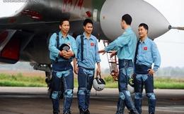 Phi công Su-30MK2V Việt Nam xuất hiện trên báo Trung Quốc