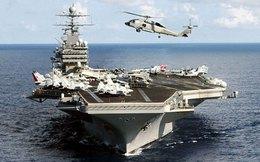 Sức mạnh tàu sân bay Mỹ đến Biển Đông
