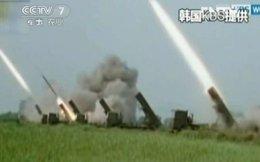 Truyền thông Trung Quốc lộ ảnh nóng Triều Tiên thử tên lửa mới