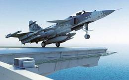 Trung Quốc trang bị siêu máy bay hạ gục được Su-35 cho Liêu Ninh?