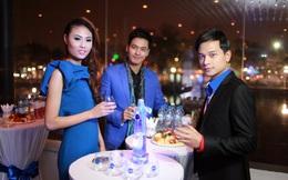 Video: Quán quân VNTM2012 Mai Giang đón năm mới cùng bộ đôi MC Phan Anh - Danh Tùng