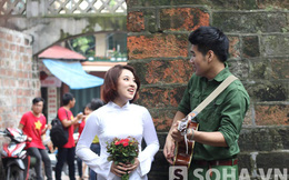 Thích thú MV 'Tiến về Hà Nội' của nhiều ca sỹ trẻ