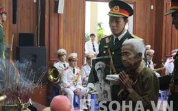 Cụ già 92 tuổi không ăn, không ngủ khi nghe tin Đại tướng từ trần