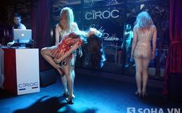 4 clip Hoàng Thuỳ Linh nhảy sexy trên sân khấu