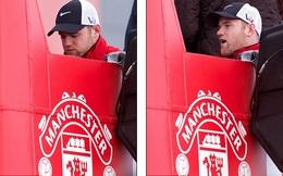 """Rooney """"im thin thít"""" trong lễ diễu hành vì bị CĐV Man United """"ném đá"""""""