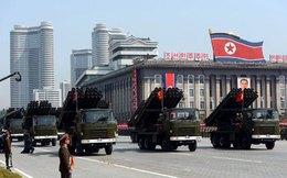 Triều Tiên phóng tên lửa thứ 6 trong 3 ngày