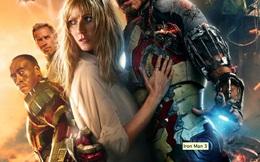 Iron Man 3: Không dành cho những pha hành động