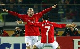 """Khát Cris Ronaldo, Man Utd cân nhắc """"hiến tế"""" Rooney cho Real"""
