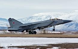 MiG-31, Tu-134, Il-76 của Nga diễn tập đột xuất