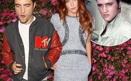 Robert Pattinson đang hẹn hò với cháu gái của Elvis Presley