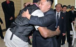 Kim Jong Un và cựu sao bóng rổ Mỹ thân thiết nhờ công ty cá độ