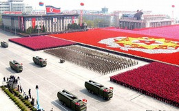 Truy tìm 'gốc gác' tên lửa Triều Tiên vừa bắn