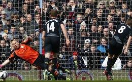 Aston Villa 1-2 Liverpool: Ngược dòng