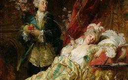 Bí ẩn về cuộc sống hoan lạc của vua Louis 15 với 5 chị em gái