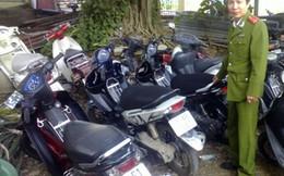 Bắt kẻ chuyên lừa xe máy của phụ nữ