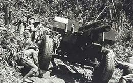 Lựu pháo 105mm và chiến công huyền thoại cùng tướng Giáp