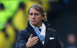 """Pellegrini bị đàn em Mancini """"đá xoáy"""""""