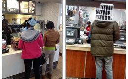 Chùm ảnh: Một ngày không bình thường tại cửa hàng McDonald