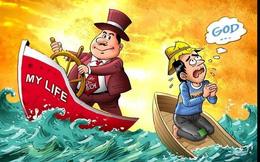 17 khác biệt trong tư duy của người giàu và người nghèo