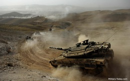 'Sát thủ chiến trường' đến từ Israel